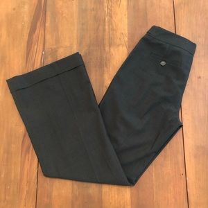 Banana Republic Trouser Pants Career Wool Blend